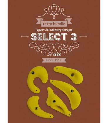 Select 3