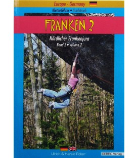 Guidebook Frankenjura 2