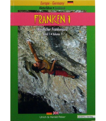 Průvodce Frankenjura 1