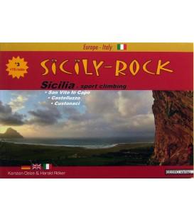 Guidebook Sicily - rock