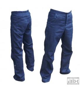 AIX pánské kalhoty modré S-XL