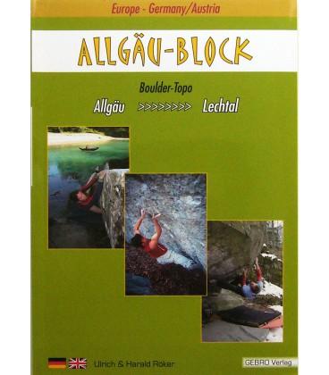 Guidebook Allgäu - block