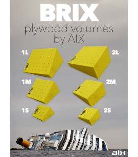 Aix Volumes BriX1 Pack