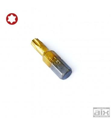 Bit TORX T25 TIN