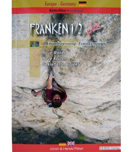 Guidebook Franken 1/2 plus