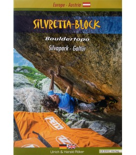 Guidebook Silvretta block