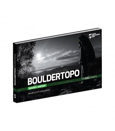 Guidebook BOULDER TOPO Modřín / Sněžník