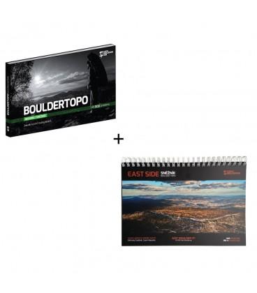 Guidebook Sněžník + Modřín + East Side