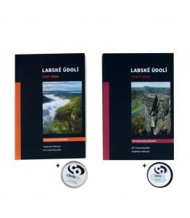 Lezecký průvodce Labské údolí - Levý Břeh + Pravý břeh