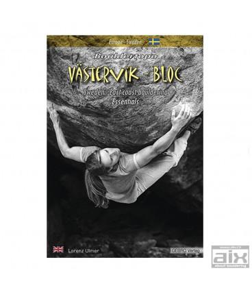 Bouldering guidebook  Västervik - Bloc