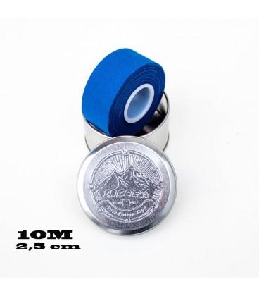 Ropeless tejpovací páska 2,5cm plechovka