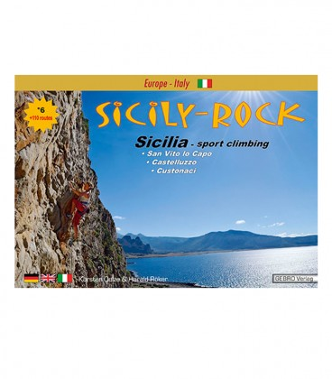 Climbing guide Sicily-Rock - sport climbing