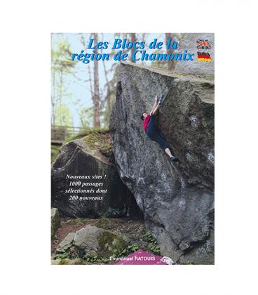 Bouldering guide Les Blocs de la Région de Chamonix