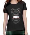 AIX dámské triko Gorila černé S-XL