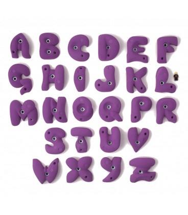 Lapis Alphabet