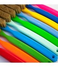 Lapis plastic brush