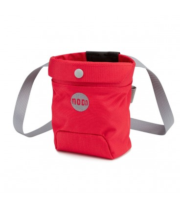 Moon Sport Chalk Bag Red