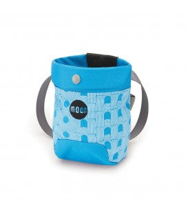 Moon Sport Chalk Bag Retro blue