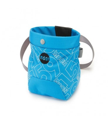 Moon Trad Chalk Bag 159 blue