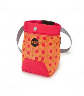 Moon Trad Chalk Bag  Retro red