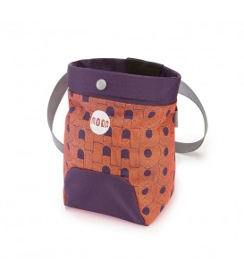 Moon Trad Chalk Bag Retro blackberry