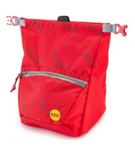 Moon Bouldering Chalk Bag 159 red