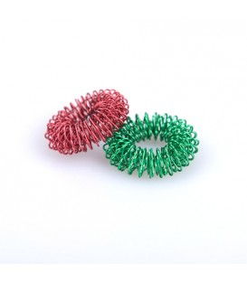 Fingerpocket red/green