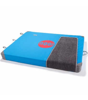 Moon Warrior Crash Pad blue