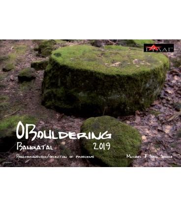 Bahratal bouldering guidebook 2019