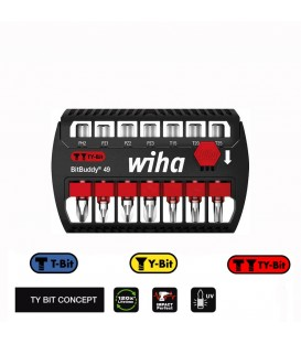 Wiha bit set BitBuddy