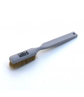 AIX round brush grey