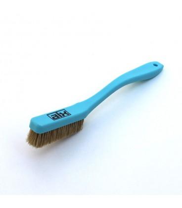 AIX bent brush turquoise
