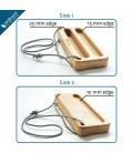 okBoard Lite - portable hangboard