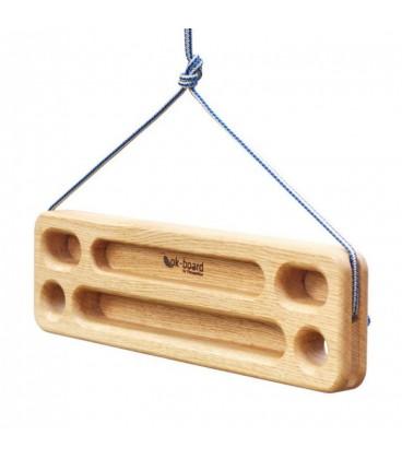 okBoard Crag - portable hangboard