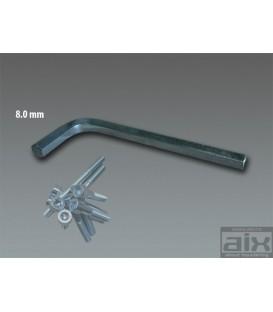 Klíč imbusový 8